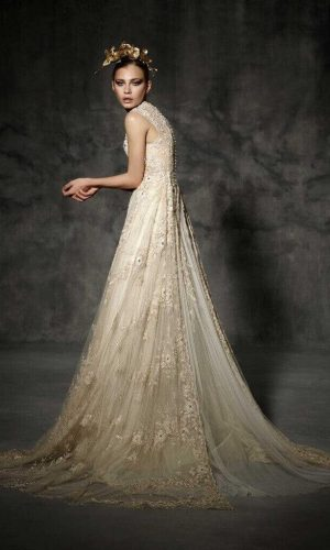 Entenza Wedding Dress (front)