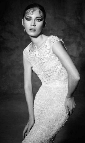 Guinardo Wedding Dress (front)