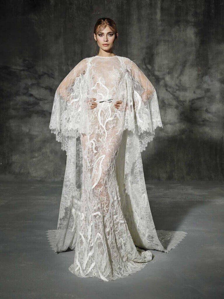 Yolancris | Yolancris wedding dresses | Yolancris Wedding gown ...