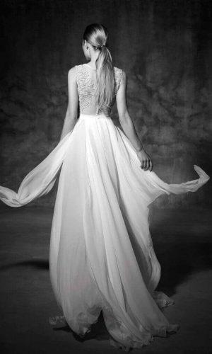 Noguera Wedding Dress (back)