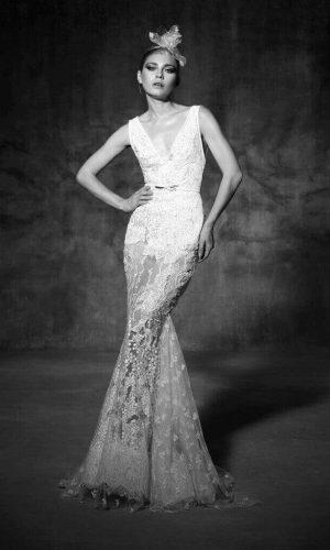 Odena Wedding Dress (front)