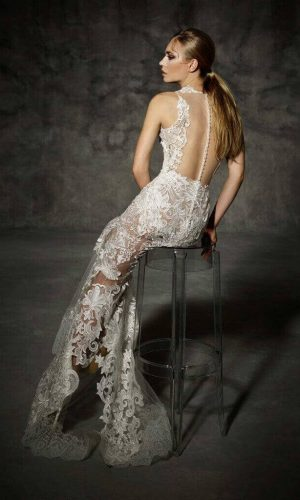 Villamari Wedding Dress (front)