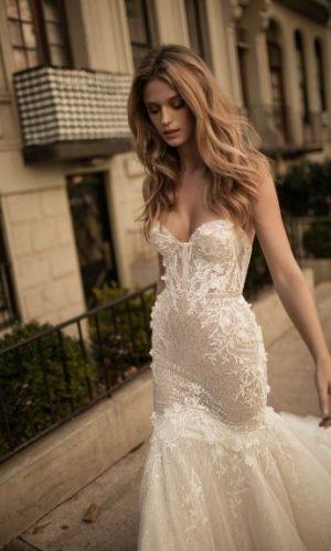 Berta 17 110 3 Wedding Dress (front)