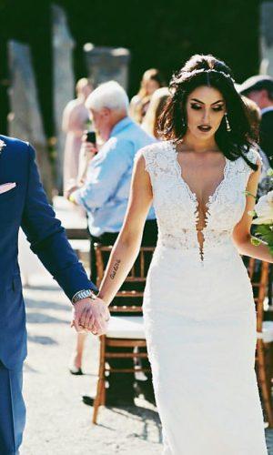 Maire in Berta Wedding Dress