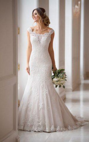 Stella York 6569 1 Wedding Dress (front)