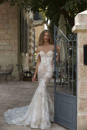 Berta Wedding Dress 21-103