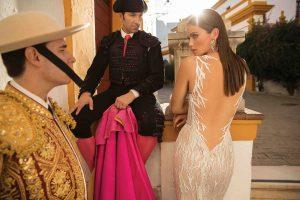 Berta 18 103 2 Wedding Dress (back)