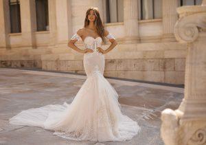 Berta 19 107 1 Wedding Dress (front)