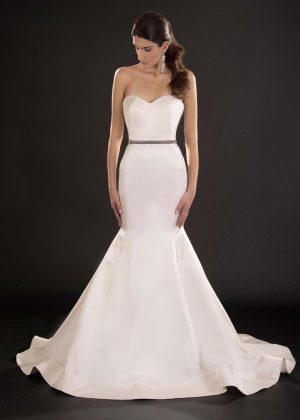 JJ Bette Wedding Dress (front)