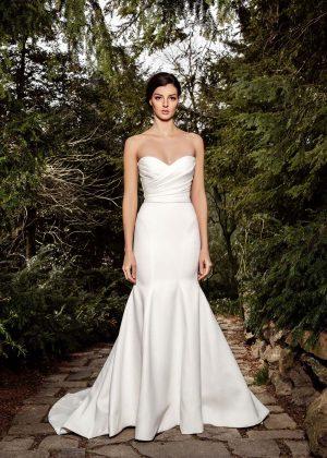 JJ Ingrid Wedding Dress (front)