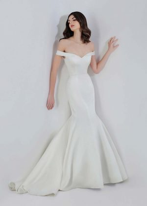 JJ Judy Wedding Dress (front)