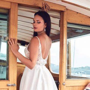 PT Panama Wedding Dress (back)