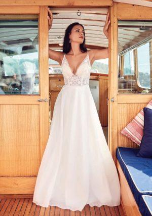 PT Panama Wedding Dress (front)