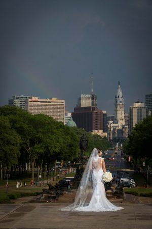 Sophia in Philly Wedding Dress
