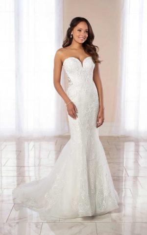 Stella York 6979 Wedding Dress (front)