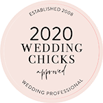 Wedding Chicks Approved Retailer