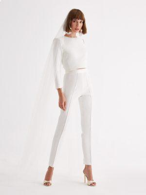 Bégum Wedding Dress - Celia