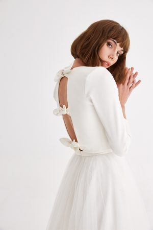 Bégum Wedding Dress - Leila
