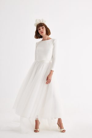Bégum Wedding Dress - Nola