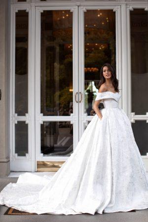 milla nova wedding dress ronni