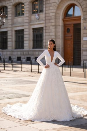 milla nova wedding dress rosalyn