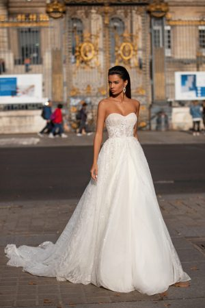 milla nova wedding dress sandra